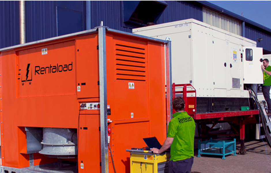 Loadbank testing hire rental container 2MW resistive load