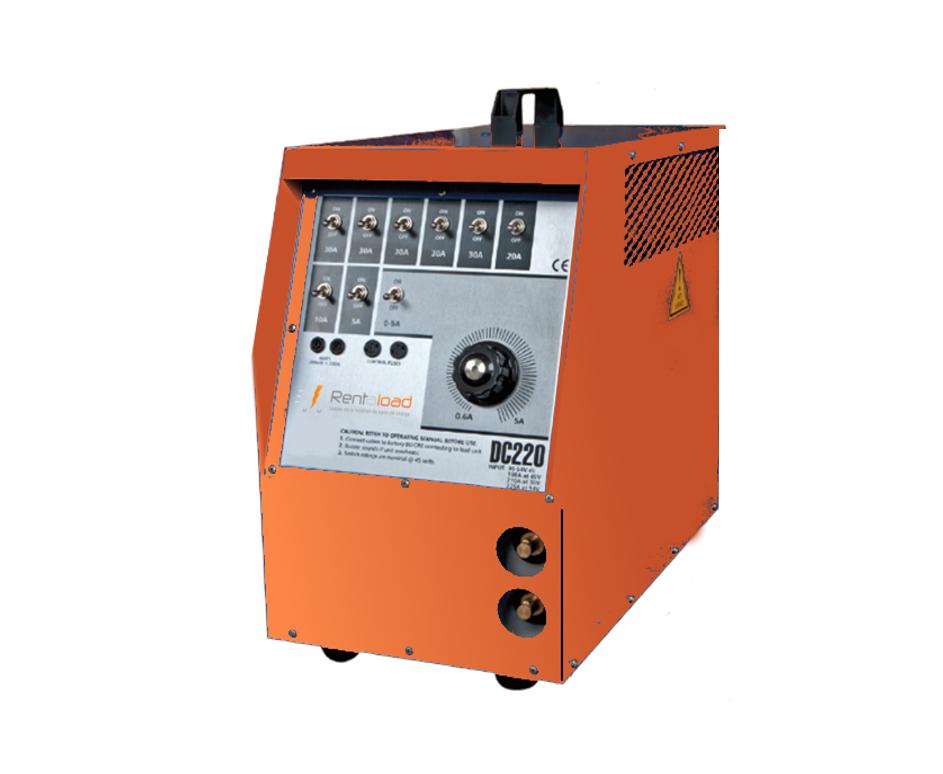 load-bank_continuous_cressall_rentaload_hire_discharge_48v_12V_battery