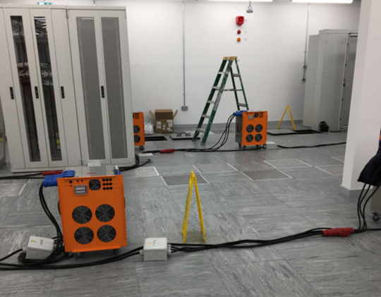 data_center_rentaload_project_london_commissioning