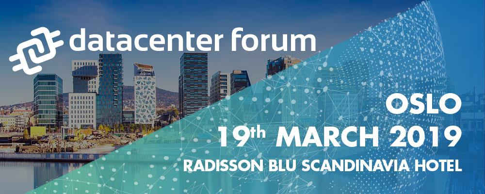 Forum Datacenter Oslo en Norvège!