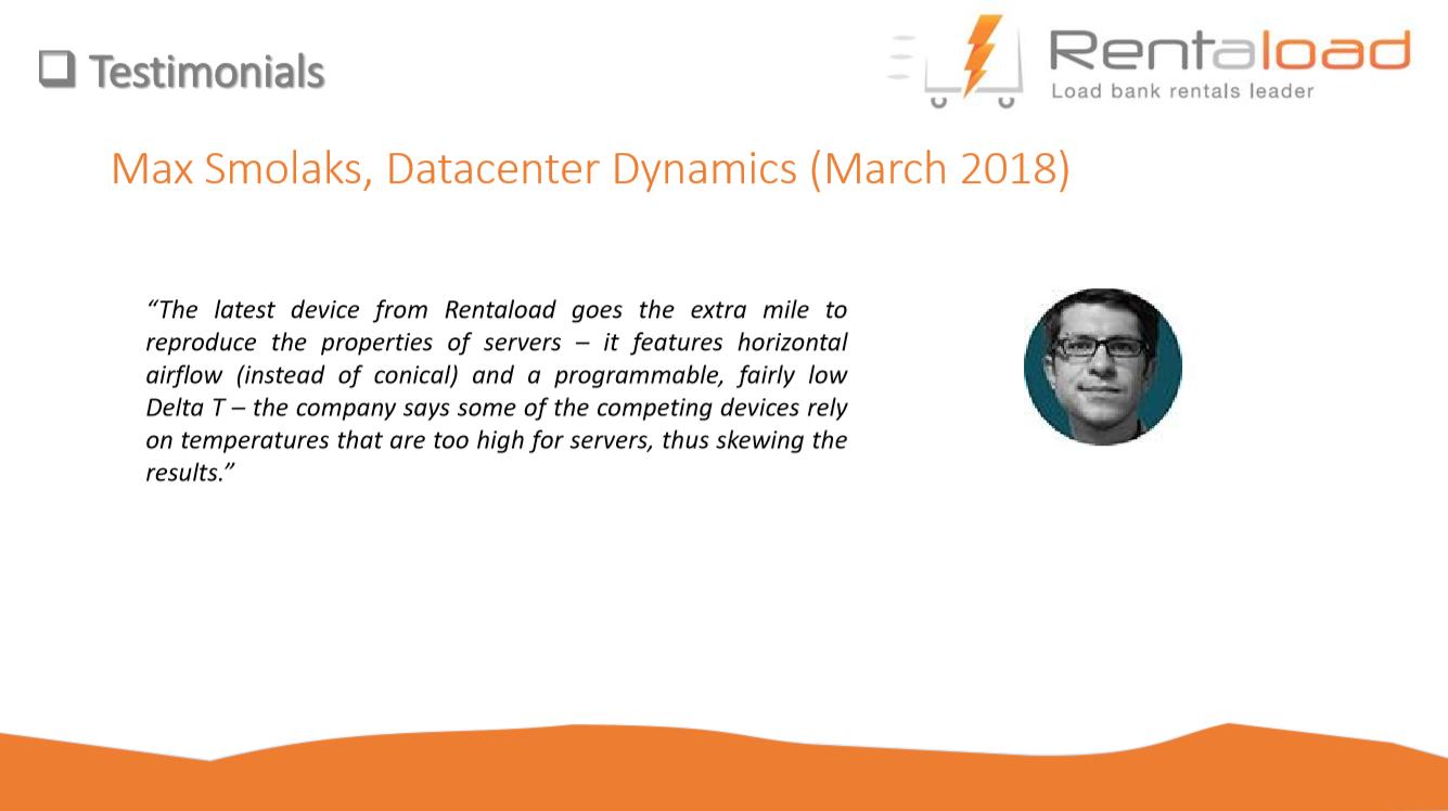 testimonial Datacenter Dynamics V