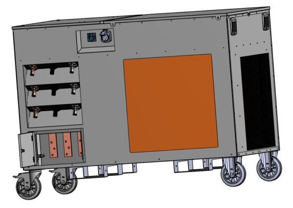 A brand new range of loadbanks