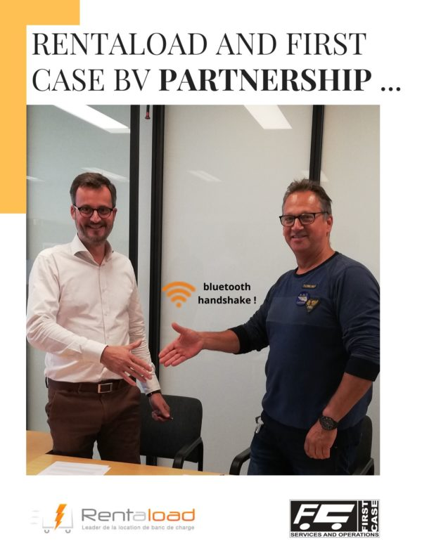 Rentaload and First Case partnership