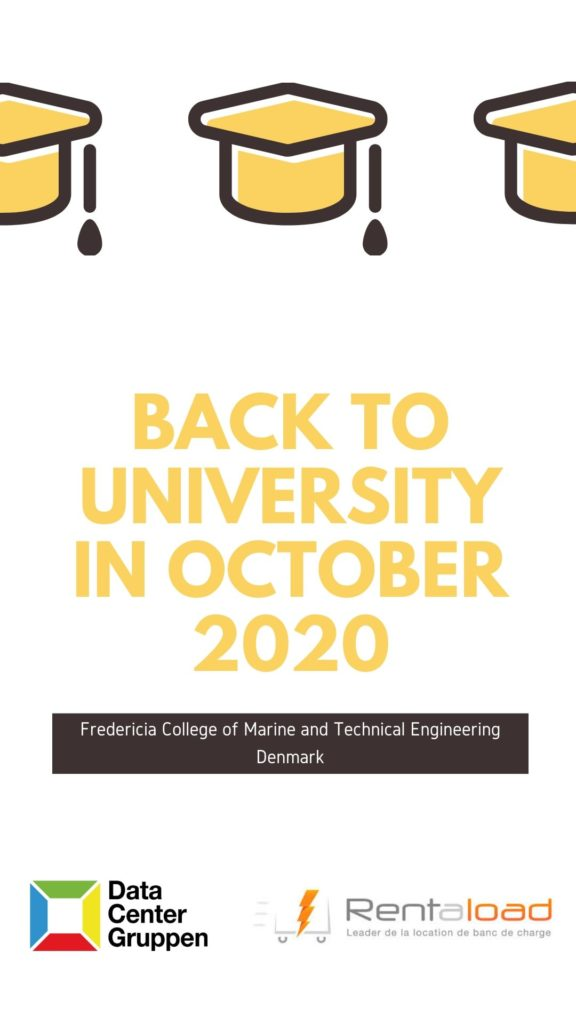 Retour à l'université pour Rentaload