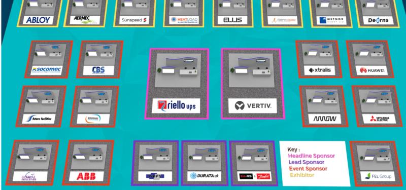 virtual exhibition of datacentre.me