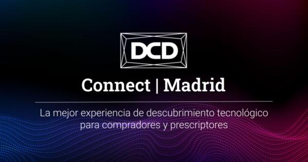 DCD Connect Madrid octobre 2021obre 20